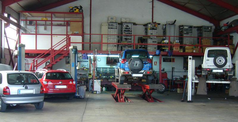 El taller puede retener el vehículo hasta que se le abone la factura