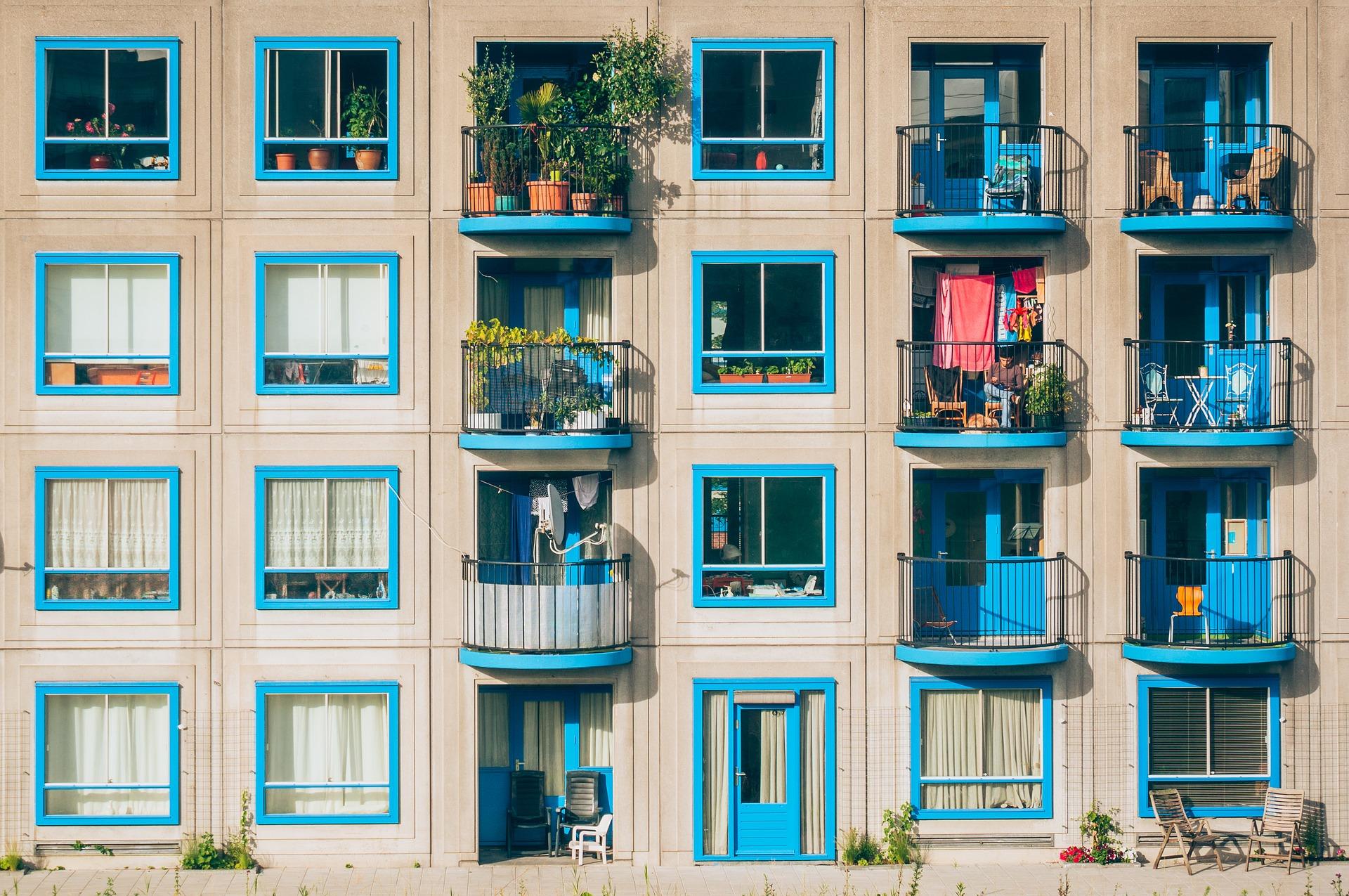 edificios, apartamentos , ley de alquileres