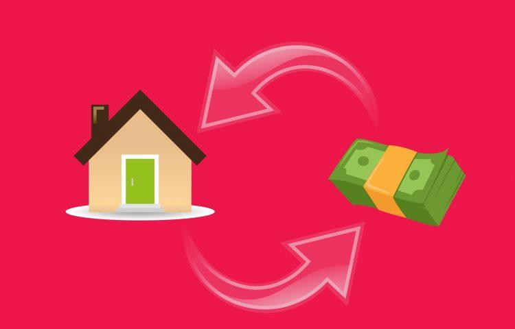 casa, euros, hipoteca
